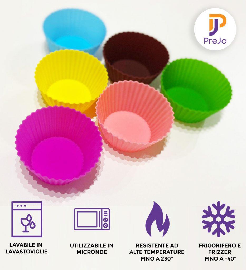 Ricette per stampi in silicone