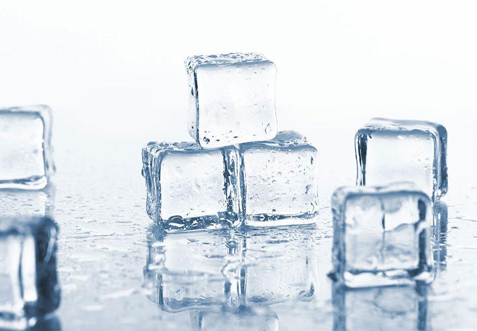 Stampo per ghiaccio con coperchio